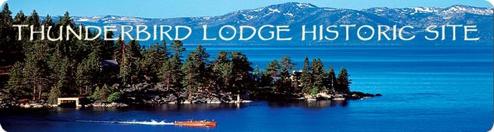thunderbird lodge tahoe